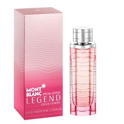 Imagem 2 do produto Legend Pour Femme Special Edition Montblanc - Perfume Feminino - Eau de Toilette - 75ml
