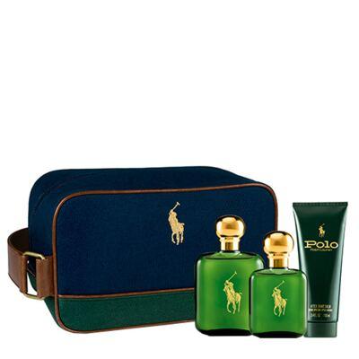 Polo Ralph Lauren - Masculino - Eau de Toilette - Perfume + Perfume + Loção Pós Banho - Kit