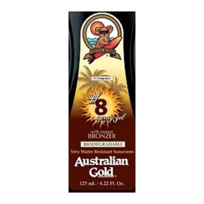Imagem 2 do produto Spray Bronzeador Australian Gold Spray Gel Instant Bronzer SPF 8 - 125ml