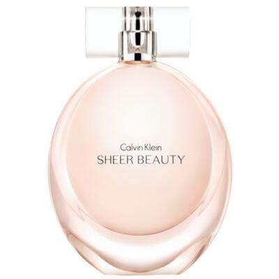 Calvin Klein Sheer Beauty Calvin Klein - Perfume Feminino - Eau de Toilette - 30ml