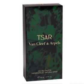 Tsar Van Cleef & Arpels - Perfume Masculino - Eau de Toilette - 50ml
