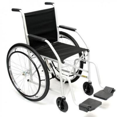 Cadeira de Rodas Cinza 102 CDS
