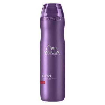 Wella Care Clean - Shampoo Anticaspa - 250ml