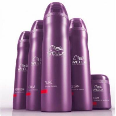 Imagem 2 do produto Wella Care Clean - Shampoo Anticaspa - 250ml