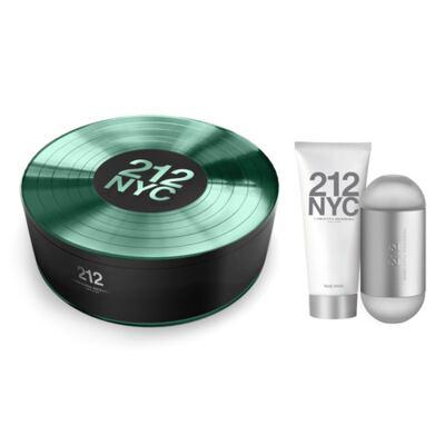 Imagem 1 do produto 212 NYC Carolina Herrera - Feminino - Eau de Toilette - Perfume + Loção Perfumada - Kit