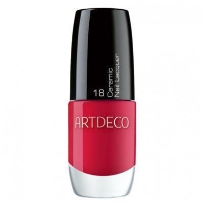 Imagem 1 do produto Ceramic Nail Lacquer Artdeco - Esmalte - 18 - Apple Red