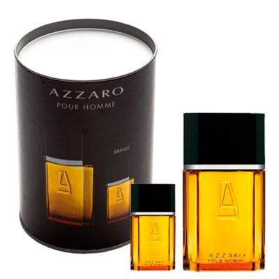 Imagem 1 do produto Azzaro Pour Homme Azzaro - Masculino - Eau de Toilette - Perfume + Miniatura - Kit