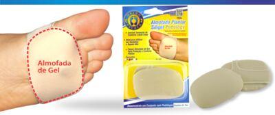 Imagem 1 do produto ALMOFADA PLANTAR PODOLOY 4056 ORTHO PAUHER - M