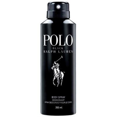 Polo Black Ralph Lauren - Body Spray - 200ml