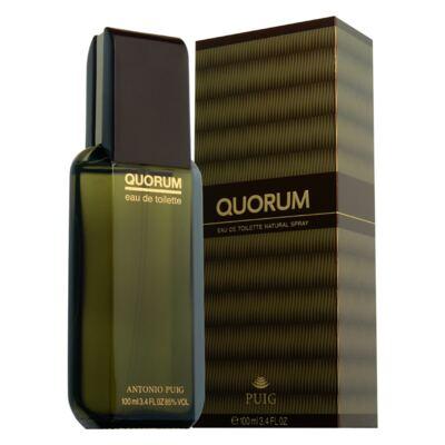 Quorum De Antonio Puig Eau De Toilette Masculino - 50 ml