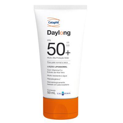 Imagem 1 do produto Cetaphil Daylong FPS50+ Loção Lipossomal - Protetor Solar - 50ml