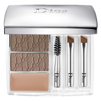 All-In-Brow 3D Dior - Kit de Maquiagem para Sobrancelha - 002 Blonde