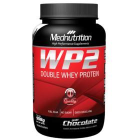 Wp2 Double Whey Protein 908G - Wp2 Double Whey Protein 908G Chocolate