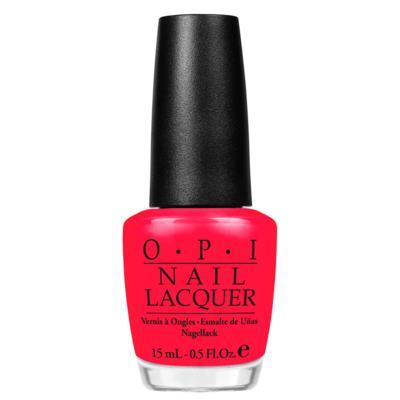 Imagem 1 do produto O.P.I Nail Lacquer O.P.I - Esmalte - Red Lights Ahead...Where?