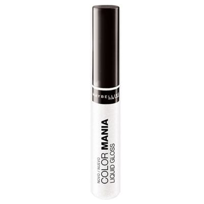 Color Mania Liquid Gloss Maybelline - Gloss - 110 - Clear Voluptuous