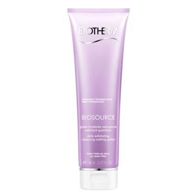 Gel Facial Esfoliante Biotherm Biosource Daily Exfoliating Cleansing Melting Gelée - 150ml
