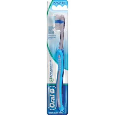 Escova Dental Macia Oral-B Indicator Plus 35