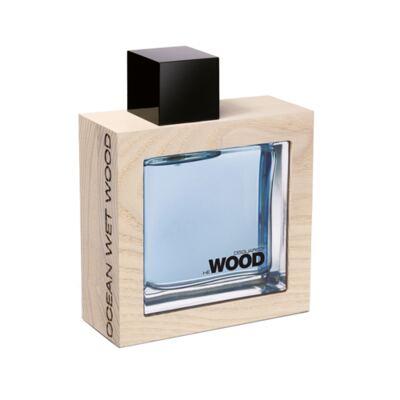 Imagem 1 do produto He Wood Ocean Wet Dsquared - Perfume Masculino - Eau de Toilette - 100ml