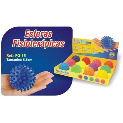Imagem 1 do produto ESFERA PARA FISIOTERAPIA FG-15 ORTHO PAUHER - AZUL