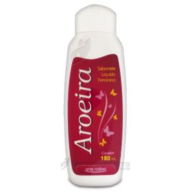 Aroeira Sabonete Liquido Feminino Arte Nativa 180ml