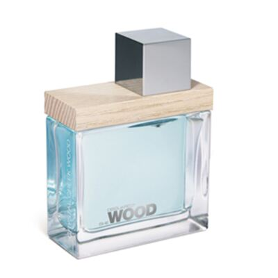 She Wood Crystal Creek Dsquared - Perfume Feminino - Eau de Parfum - 30ml