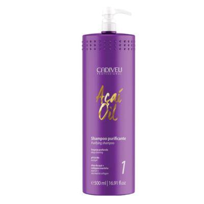 Cadiveu Açaí Oil  - Shampoo Purificante - 500ml