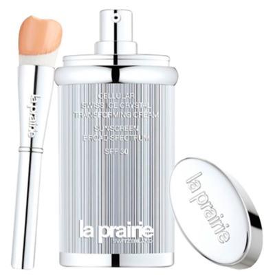 Imagem 3 do produto Base Facial La Prairie Cellular Swiss Ice Crystal Transforming Cream SPF 30 - Beige
