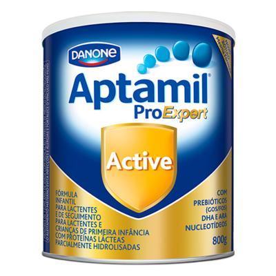 Imagem 1 do produto Kit Aptamil Active Fórmula Infantil 800g com 6 unidades - 800g