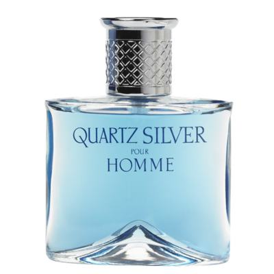 Quartz Silver Pour Homme Molyneux - Perfume Masculino - Eau de Toilette - 30ml