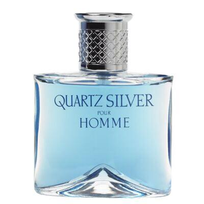 Imagem 1 do produto Quartz Silver Pour Homme Molyneux - Perfume Masculino - Eau de Toilette - 30ml