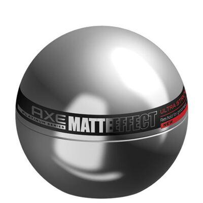 Axe Matte Effect Strong Structuring Fiber Ultra Forte - Fibra de Estruturação - 85g