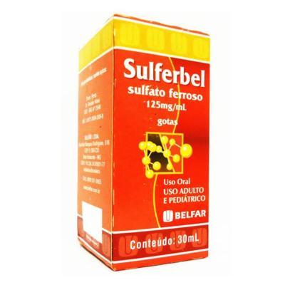 Sulferbel Gotas -  | 30ml
