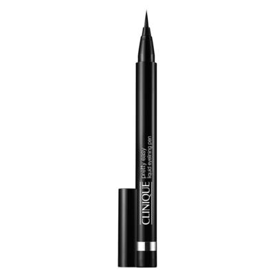 Pretty Easy Liquid Eyelining Pen Clinique - Delineador - Black
