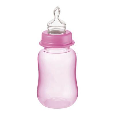 Imagem 5 do produto Mamadeira Colors Pp Rosa Ortoflex 125Ml Multikids Baby - BB110 - 125ml