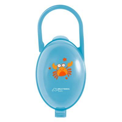 Imagem 1 do produto Porta Chupeta Azul Multikids Baby - BB141 - BB141
