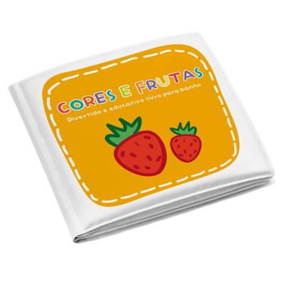 Livrinho De Banho Frutas Multikids Baby - BB205 - BB205