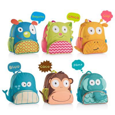 Imagem 4 do produto Mochila Infantil Gato Multikids Baby - BB229 - BB229