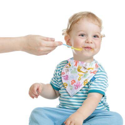 Imagem 1 do produto Babador Bandana Monstros Multikids Baby - BB227 - BB227