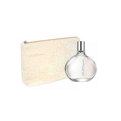 Imagem 1 do produto Pure Dkny Dkny - Feminino - Eau de Parfum - Perfume + Nécessaire - Kit