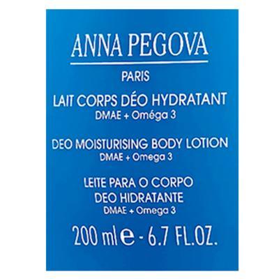 Imagem 2 do produto Leite Hidratante Corporal - Anna Pegova - 200ml