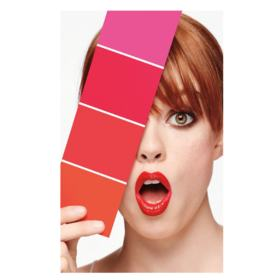 Pop Lacquer Lip Colour + Primer Clinique - Batom Líquido - Peace Pop