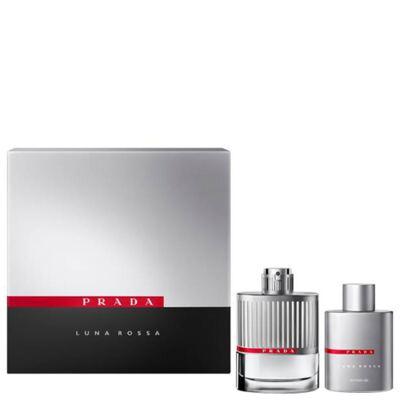 Prada Luna Rossa Prada - Masculino - Eau de Toilette - Perfume + Gel de Banho - Kit
