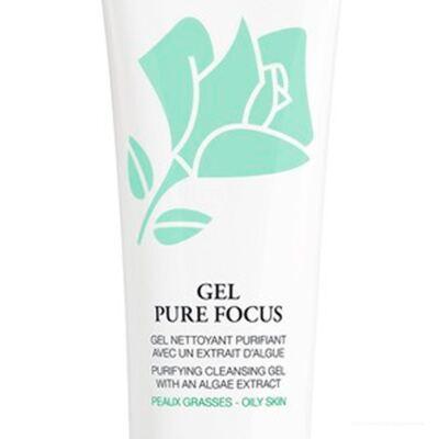 Imagem 2 do produto Gel Facial de Limpeza Profunda Lancôme Pure Focus Gel Nettoyant - 125ml