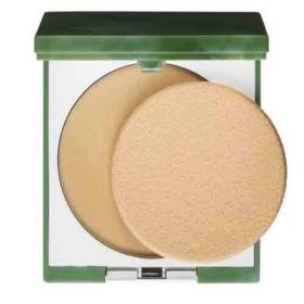 Stay-Matte Sheer Pressed Powder Clinique - Pó Compacto - Stay Amber