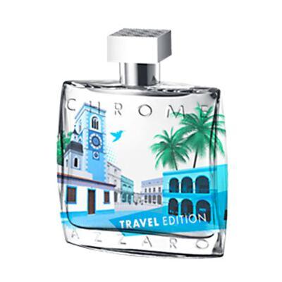 Chrome Limited Edition Azzaro - Perfume Masculino - Eau de Toilette - 100ml