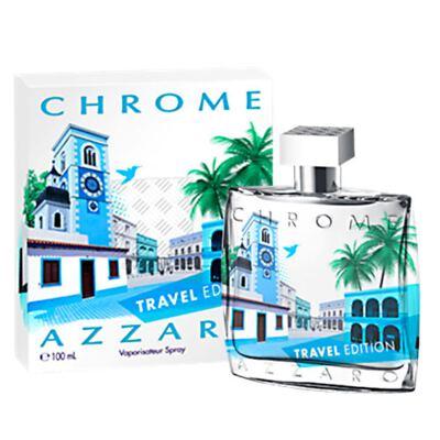 Imagem 2 do produto Chrome Limited Edition Azzaro - Perfume Masculino - Eau de Toilette - 100ml