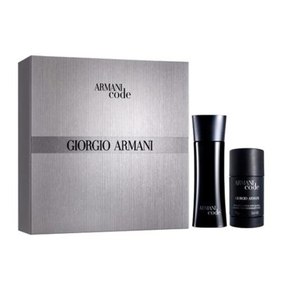 Armani Code Giorgio Armani - Masculino - Eau de Toilette - Perfume + Desodorante - Kit