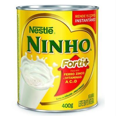 Imagem 2 do produto Ninho Forti+ Integral Instantâneo 400g -