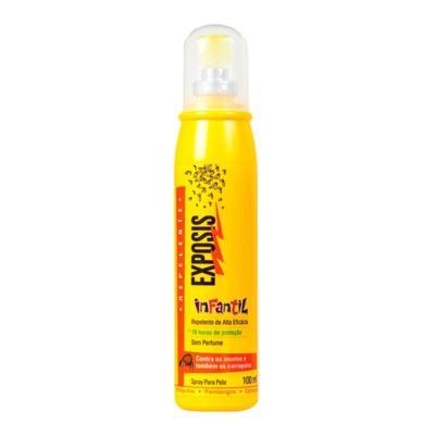 Repelente Exposis Infantil - Spray   100ml