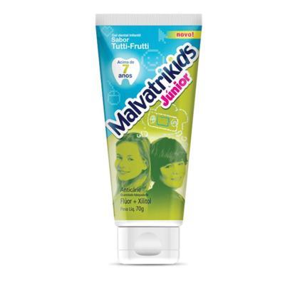 Imagem 1 do produto Malvatrikids Júnior Gel Dental 70g